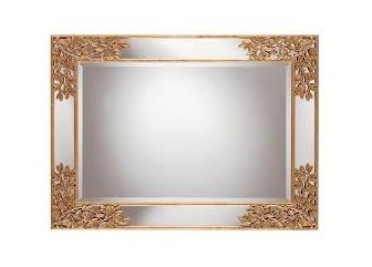 Прямоугольное зеркало фабрики ROBERTO GIOVANNINI